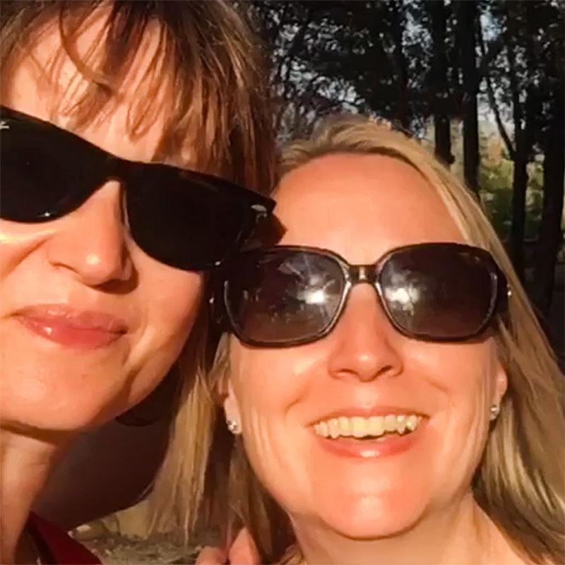 Lindsay Pressdee and Julie Wanstall Love Mugs Founders