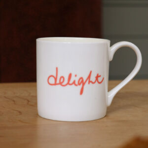 Delight Personalised Mug