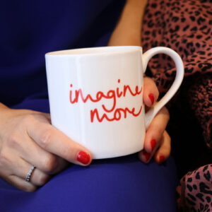 Imagine More Personalised Mug