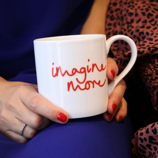 Imagine More Personalised Mug