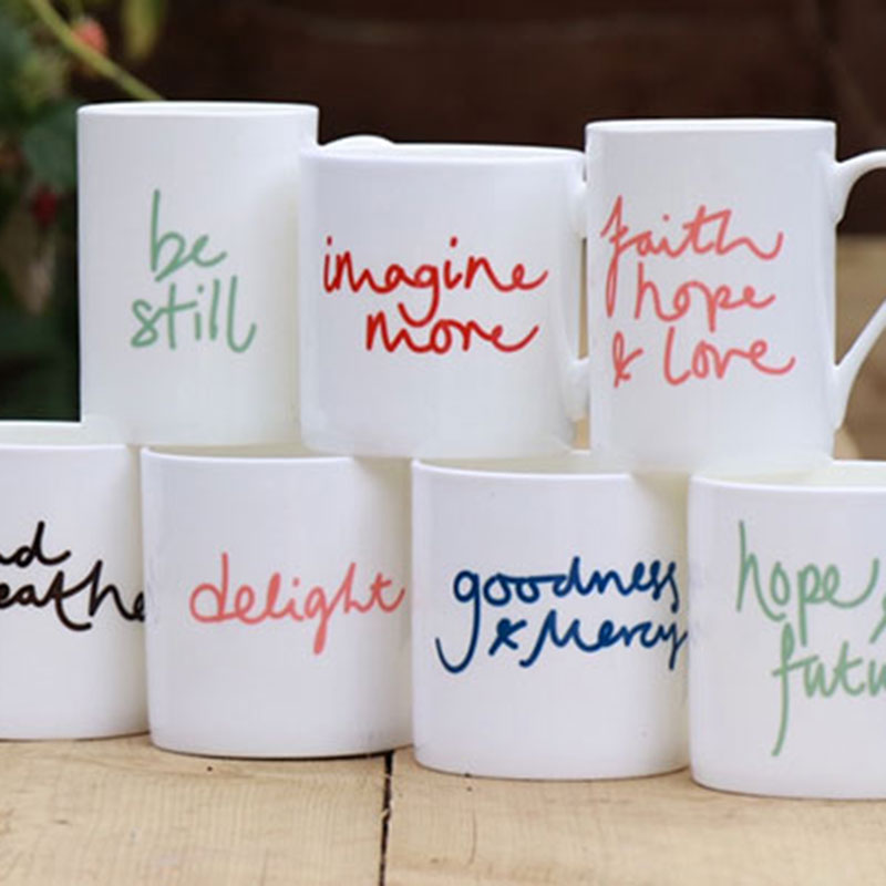 Note To Self Range Personalised Mugs Gifts