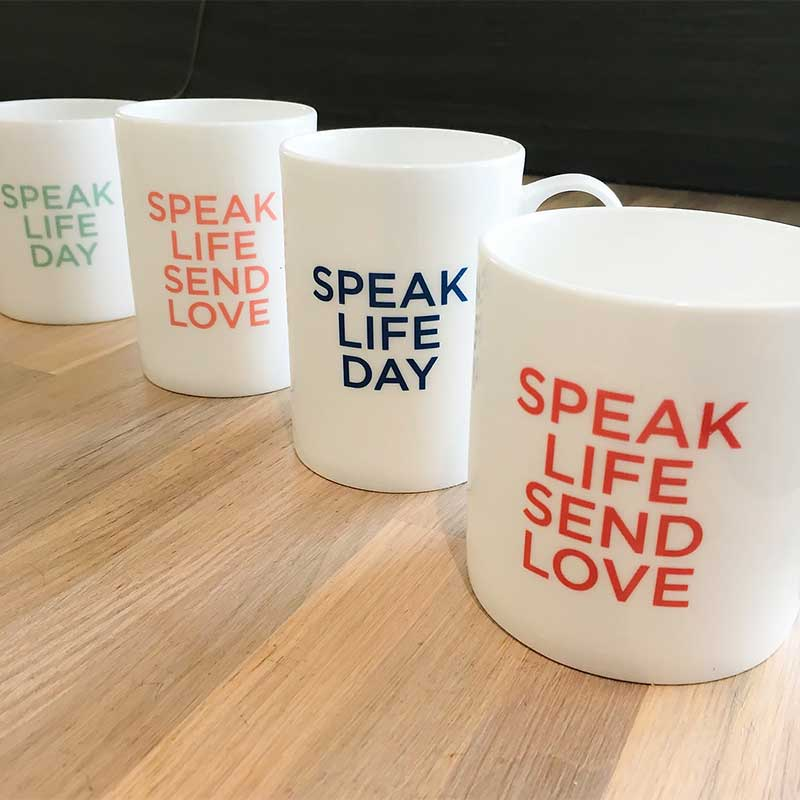 Speak Life Day
