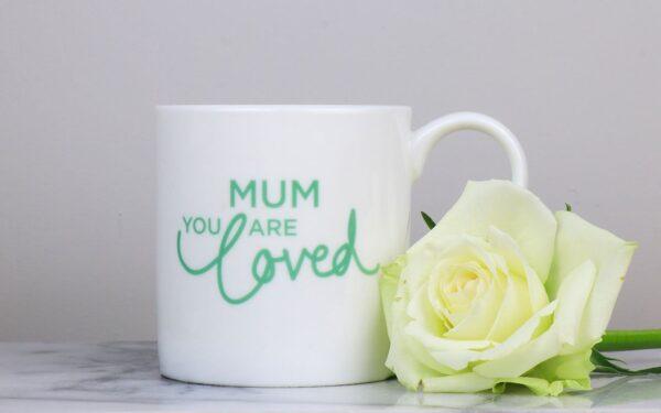Mothers Day Bone China Mug