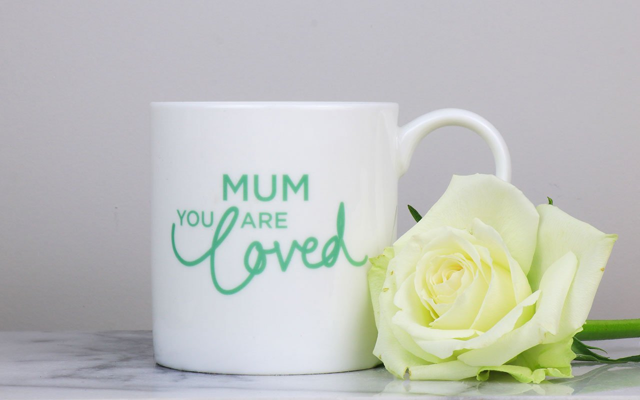 Mothers Day Bone China Mug