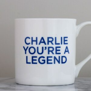 You're A Legend Bone China Mug