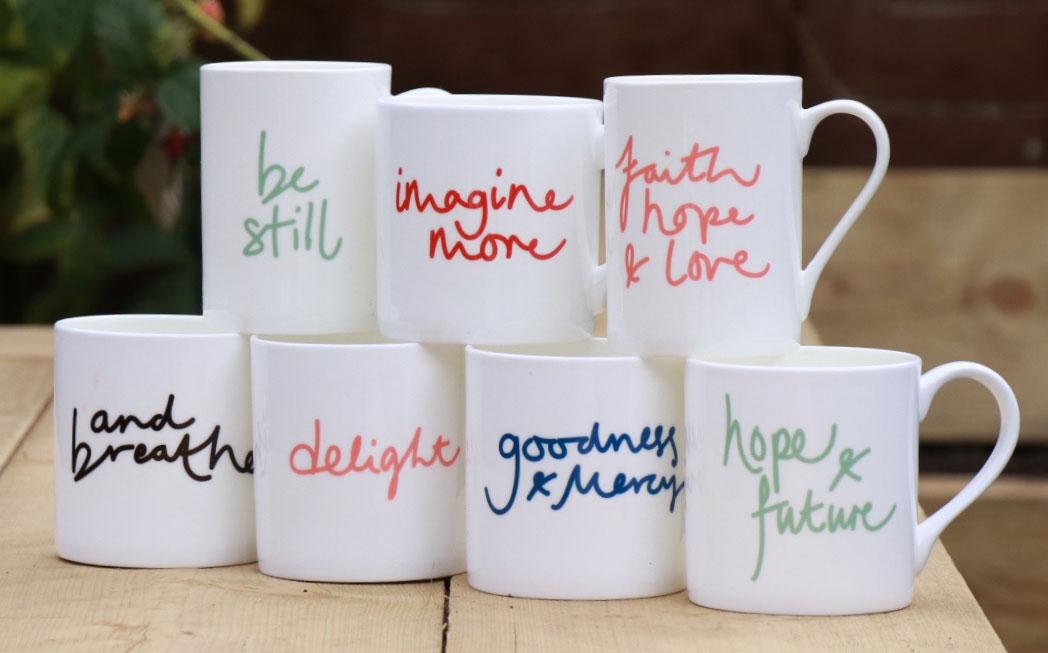 Note To Self Range Personalised Mugs Gifts