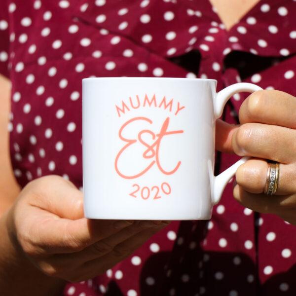 Mummy Established Mug