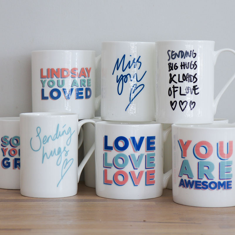 Love Mugs Personalised Gifts