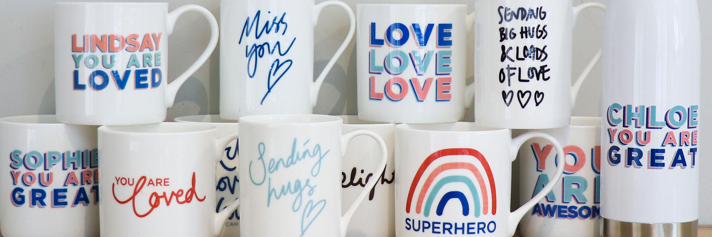 Love Mugs Personalised Gifts