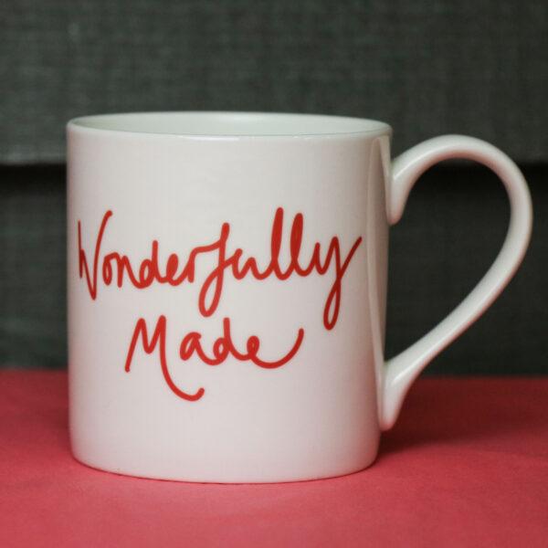 Wonderfully Made Personalised Mug