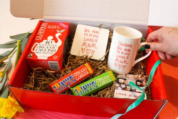 Love Mugs Mothers Day Hamper Gift