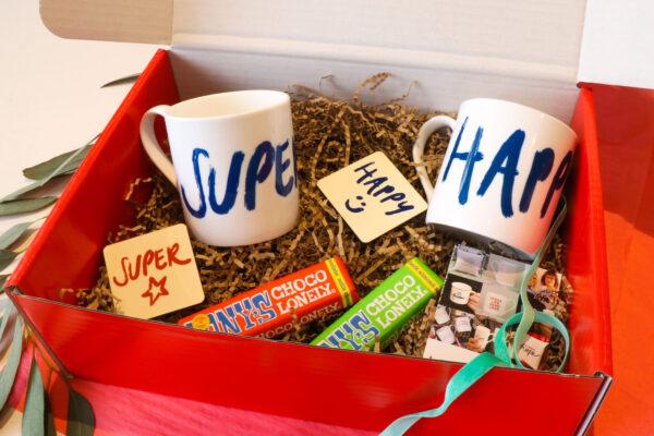 Love Mugs Hamper Gift